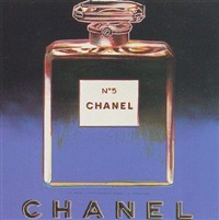 ads: chanel, [ii.354] by andy warhol